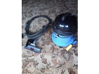 COMMERCIAL HEAVY DUTY 110 VOLT WET AND DRY NUMATIC CHARLES VACUUM