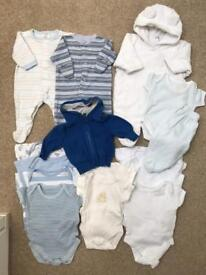 Newborn baby Boy clothing Bundle