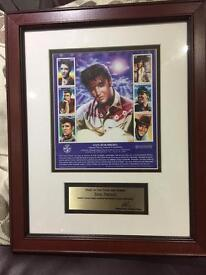 Official Elvis Remembered Postage Stamps