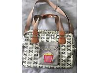 Yummy Mummy changing bag and mat