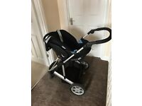 4 in 1 travel system mammas and pappas