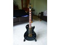 Epiphone Les Paul Custom PRO Electric Guitar Ebony
