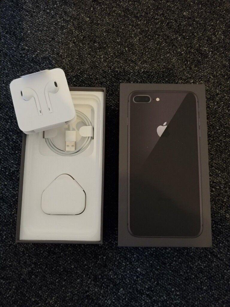 sale retailer 1f4ec 4b5de Genuine iPhone 8 Plus Box and Unused Accessories - No phone | in West End,  London | Gumtree
