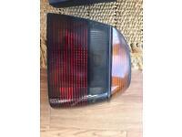 Mk3 Volkswagen golf rear lights smoked