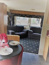 Static Caravan for sale by the sea, 45 mins from London, Kent, near Southend & Whitstable