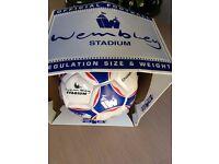 Original Souvenir Football (boxed)