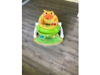 Baby animal chair