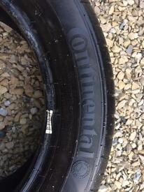 New Continental Tyre 215/55 R 17