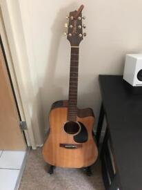 Takamine G Series EG340SC Electro Acoustic Guitar