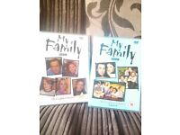 My family dvd series 1 and 2