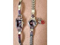 Ladies or girls Betty Boop watches
