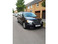 immaculate special edition Chrysler Grand Voyager