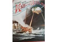 War of the worlds l.p. for sale