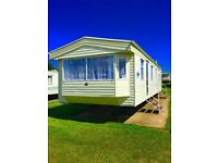 Cheap static caravan on east yorkshire coast. Only £1300 deposit & £206 per month. Nr Hornsea & Brid