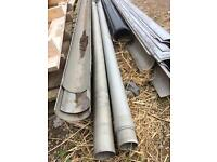 Guttering/ fittings (used)