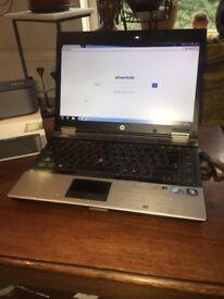 HP ELITEBOOK 8440p & AKAI DYNMX SPEAKER