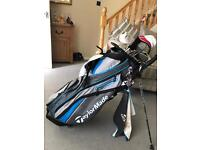TaylorMade golf set. Will separate...