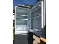 Hotpoint grey Fridge freezer