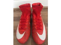 KYLE WALKER MAN CITY/SPURS/ENGLAND - MATCH ISSUE & WORN NIKE MERCURIAL SUPERFLY FOOTBALL/SOCCER BOOT