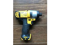 Dewalt Impact Driver 10.8V DCF815 (New) - Bare Unit