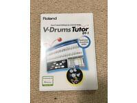 V Drums Tutor DT-1