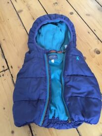 Joules Gilet 9-12 Months