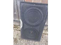 Twin Hertz EBX F25.5 Subwoofer car sub RRP £300 *REDUCED*