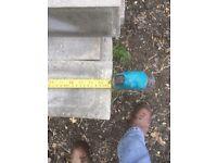 Hedging slabs