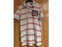 Men's Superdry tshirt. Size medium