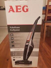 AEG Wireless Vacuum Cleaner