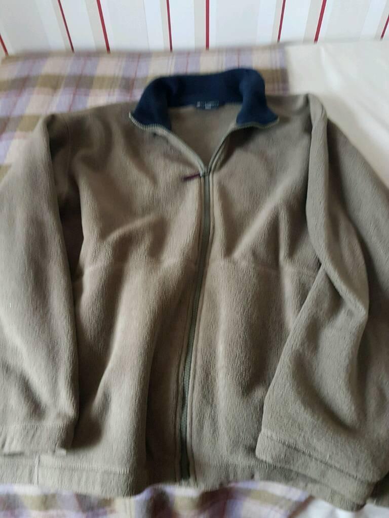 M&S fleece jacket