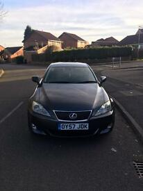 LEXUS IS 250 SE AUTO 2007(57) £4500
