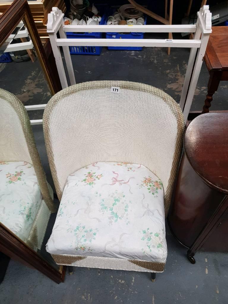Vintage dresser chair