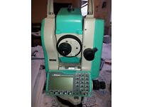 Nikon Total Station Theodolite - Reflectorless (in good condition)