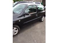2007 Renault Clio 1.2 8v 103k Mot 07/2017 Great Runner Lots of new parts. £850 ono