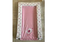 Mothercare little lane changing mat, as new!