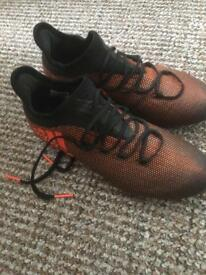 Adidas football boots size uk 4