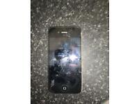 9 broken Iphones