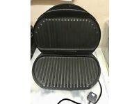 George Foreman Double Grill RRP £50