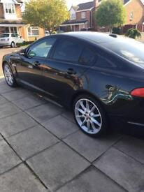 Jaguar XF facelift model