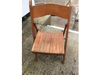 Deck chair £10 each
