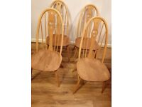 Swan Back Chairs