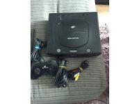 Sega Saturn and games Bundle