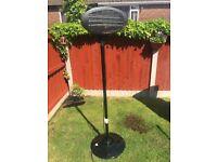Outdoor patio/garden heater