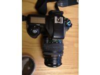 Pentax istDs SLR Camera