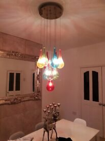 Beautiful ceiling light