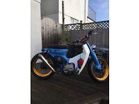 Motorbike Honda C90 14cc