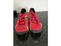 newton boco sol trail running shoes size 10