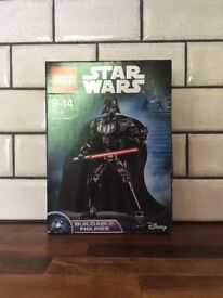 LEGO STAR WARS BUILDABLE FIGURES (NEW)