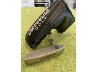 Cleveland Golf Forged Putter + Headcover